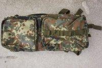 MMB製キャメルバックMULE型ハイドレーションパック ドイツ連邦軍フレクター迷彩(フレック迷彩)ブラダー付き新品