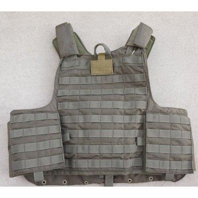 画像1: 米軍イーグルMAR CIRASボディアーマーMEDIUM RG新品