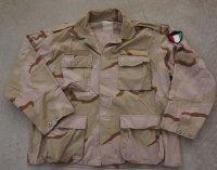 クウェート軍3Cデザート迷彩ジャケット
