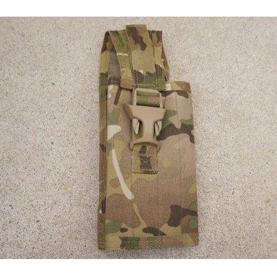 画像1: 米軍放出CyreキャメルバックボトルポーチMULTICAM迷彩 新品