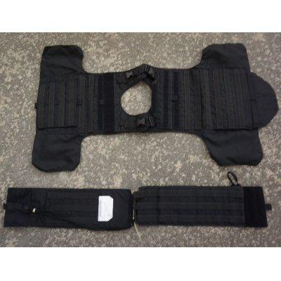 画像1: PROTECTIVE PRODUCTS INTERNATIONAL製ホーネット ボディアーマー(LE用 黒MTV)MEDIUM新品