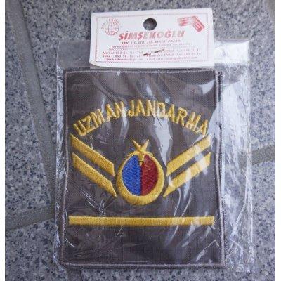 画像2: トルコ特殊国家憲兵隊 三等軍曹階級章2枚セット新品
