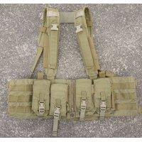 米軍イーグルSFLCS V.2マルチパーパスチェストリグ カーキ新品