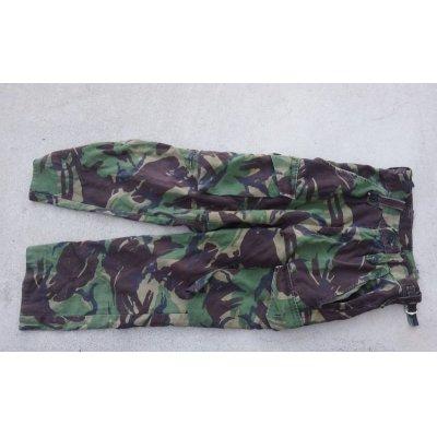画像1: 英軍P85温帯用DPM迷彩パンツ