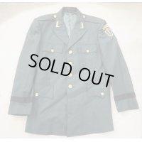 韓国軍 陸軍 制服ジャケット歩兵学校部隊章付き