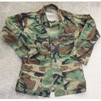 米軍ウッドランドBDUジャケット