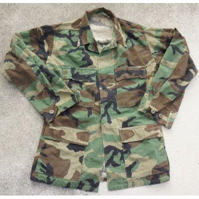 画像1: 米軍ウッドランドBDUジャケット