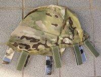 米軍放出LBT-2286QヘルメットカバーMULTICAM迷彩SMALL/MEDIUM新品