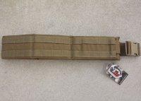 米軍放出TAG MOLLEパトロールベルトCT(コヨーテタン)LARGE新品