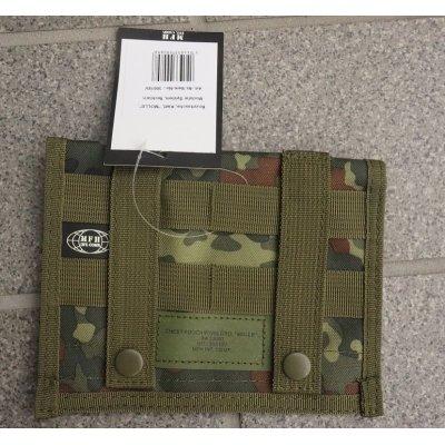 画像2: MFH製アドミンポーチ ドイツ連邦軍フレクター迷彩(フレック迷彩)新品