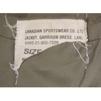 画像3: カナダ軍常勤制服 迷彩ジャケット