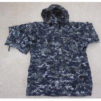 米軍 海軍NWUゴアテックスパーカーMEDIUM-LONG