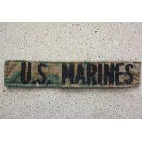 米軍 米海兵隊ウッドランドMARPAT迷彩U.S. MARINESテープ