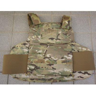 画像2: 米軍放出メイフラワーLPACアーマーキャリアMULTICAM迷彩 初期型 新品