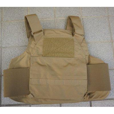 画像2: 米軍放出メイフラワーLPACアーマーキャリアCB(コヨーテブラウン)初期型 新品