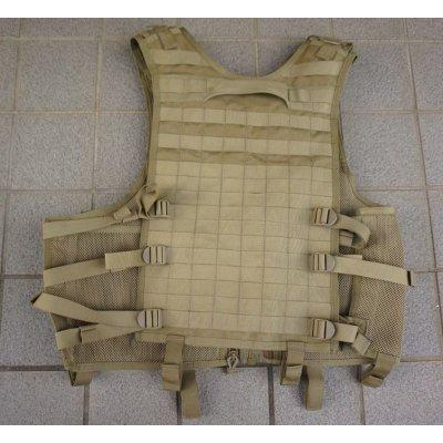画像2: 米軍放出ブラックホークOMEGAタクティカルEODベストCT(コヨーテタン)