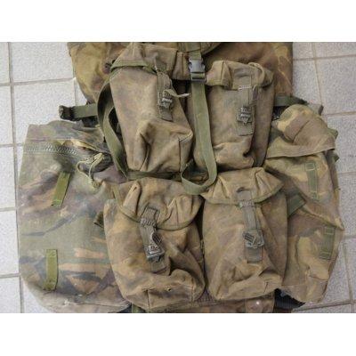 画像3: 英軍PLCEベルゲンDPM迷彩カスタム品サイドポケット付き