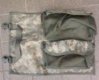 米軍MOLLEIIメディカルパック用パネルUCP迷彩(ACU迷彩)新品