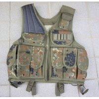 MMB製TAC-V1型タクティカルベスト ドイツ連邦軍フレクター迷彩 新品