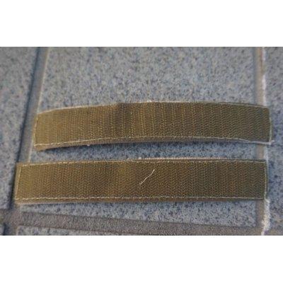 画像2: カナダ軍デザートCADPAT迷彩ネームテープ