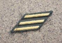 米軍 米陸軍 兵・下士官用 女性制服ジャケット用金属9年年功章