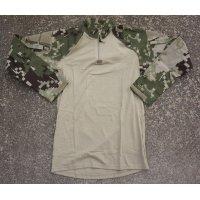 LBX-0080Aコンバットシャツ名誉迷彩 新品