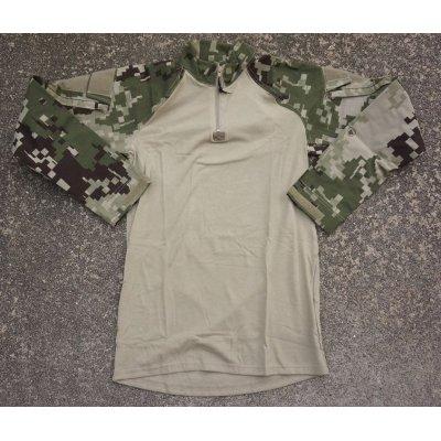 画像1: LBX-0080Aコンバットシャツ名誉迷彩 新品