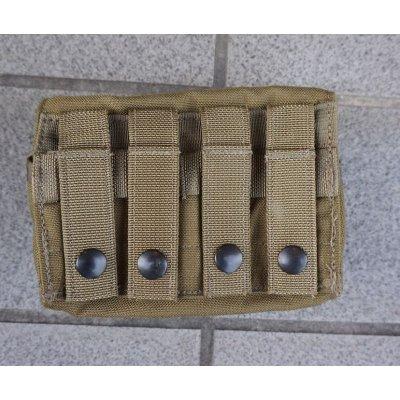 画像2: 米軍イーグルFSBEIIショットシェルポーチCB(コヨーテブラウン)新品