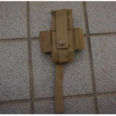画像2: 米軍 米海兵隊タクティカルテイラーAN/PRC-153ラジオポーチCB(コヨーテブラウン)新品