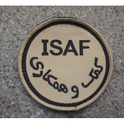 画像1: 英軍ISAFパッチ(ベルクロ付き)