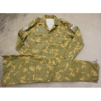 画像1: タジキスタン国境系部隊Berezka迷彩上下セット新品