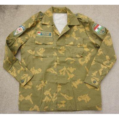 画像2: タジキスタン国境系部隊Berezka迷彩上下セット新品