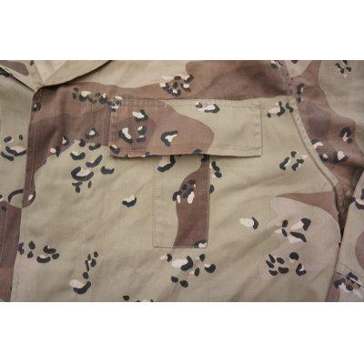 画像3: イラク軍6Cデザート迷彩ジャケットLARGE-LONG