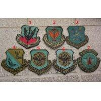 米軍 米空軍サブデュード部隊章カットエッジタイプ各種