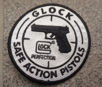 米法執行機関放出GLOCKパッチ新品