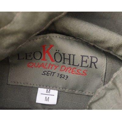 画像3: LEO KÖHLER製タクティカルジャケットOD MEDIUM