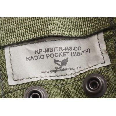 画像3: イーグルMBITRラジオポーチOD新品