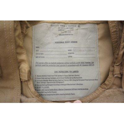 画像3: 米軍放出パラクレイトRMV024-05(RAV)ボディアーマーCB(コヨーテブラウン)LARGE