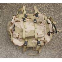 米軍放出USIA製防水バックパック3Cデザート迷彩 新品