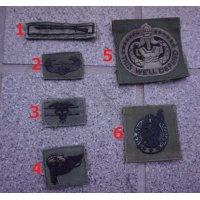 米軍 米陸軍サブデュード スキルパッチ各種