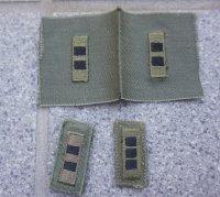 米軍 米陸軍サブデュード准尉階級章各種