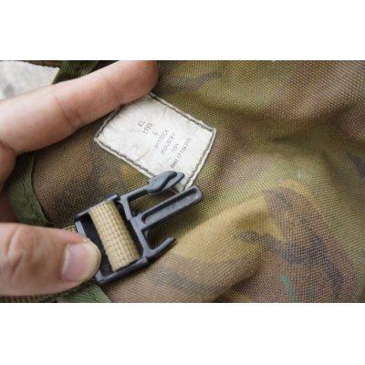 画像4: オランダ軍DPM迷彩アリスクリップ式アサルトベストLARGEポーチ7個付き