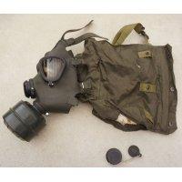 イラク軍M85ガスマスク ガスマスクバッグ付きサイズIII