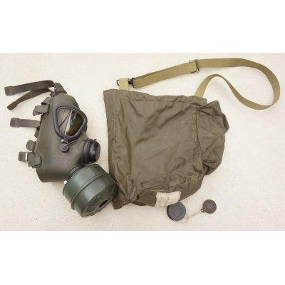 画像2: イラク軍M85ガスマスク ガスマスクバッグ付きサイズIII