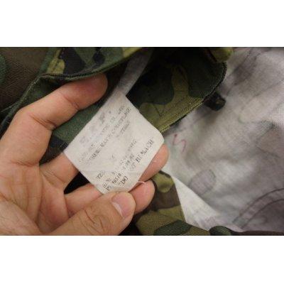画像5: シンガポール軍リーフ迷彩上下セット