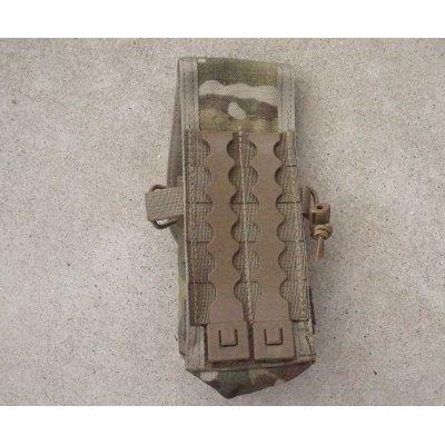 画像2: 米軍放出タクティカルテイラー ユニバーサルマガジンポーチMULTICAM迷彩 新品