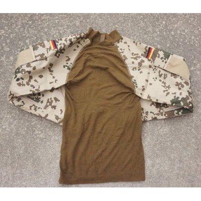 画像2: ドイツ連邦軍(ドイツ軍)ヴィステン(デザートフレクター)迷彩SKコンバットシャツMEDIUM