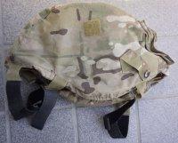 英軍放出CryeヘルメットカバーMULTICAM迷彩