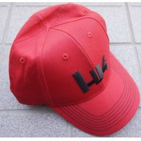 H&K製HKキャップ赤MP5刺繍入り新品