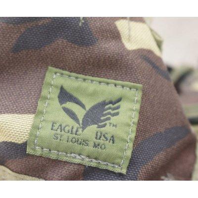 画像4: 米軍放出イーグル ハリスベスト ウッドランド迷彩